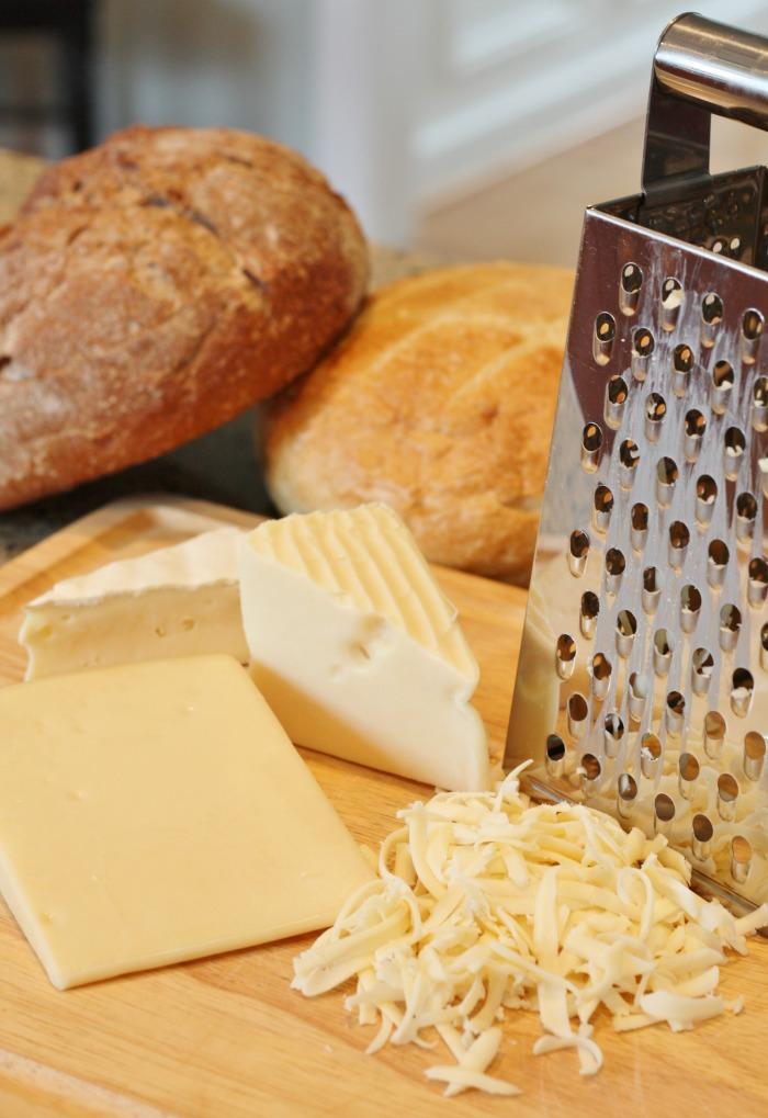 how to make cheese fondue