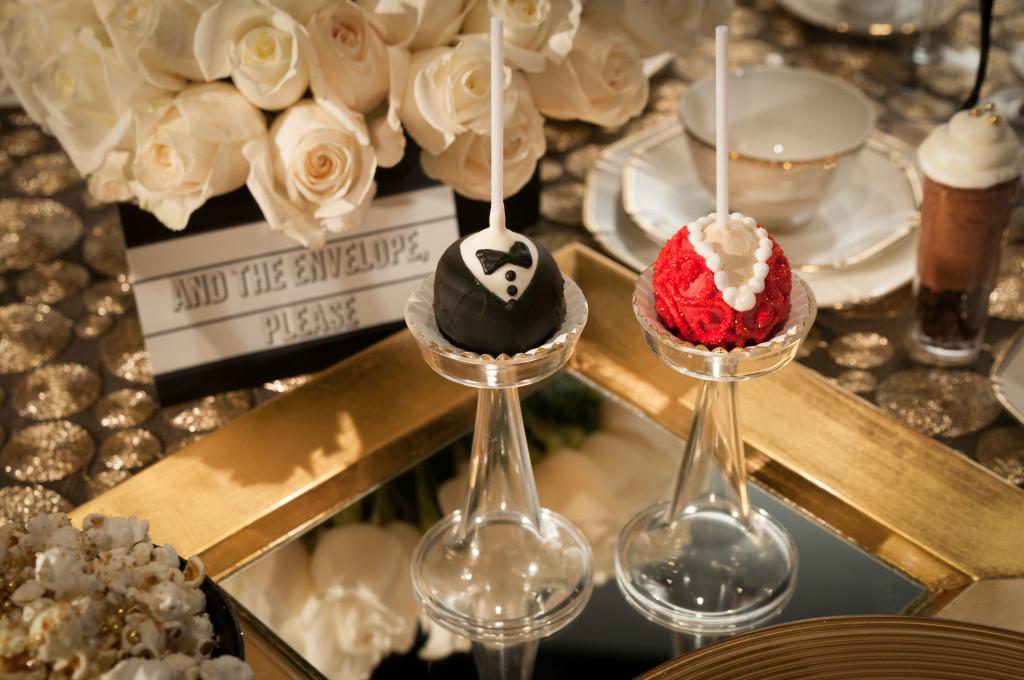 Award Show Party Dessert Bar
